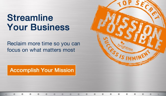 Your Mission: Streamline Your Business | Brightree