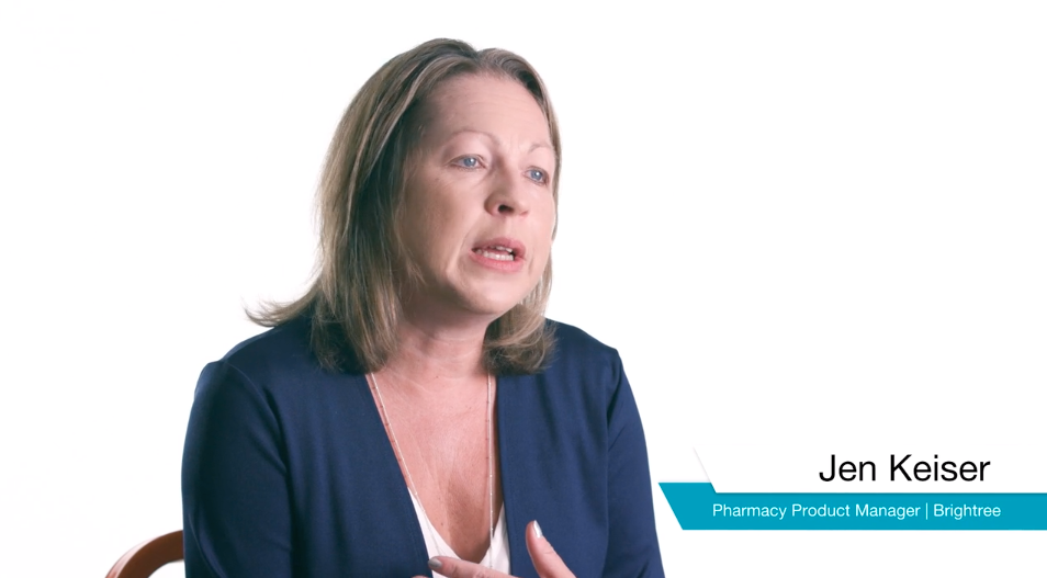 Jen Keiser explains the value of Brightree's home infusion pharmacy software solution.